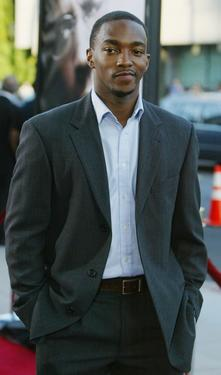 Anthony Mackie at the premiere of &quot;The Manchurian Candidate&quot;.
